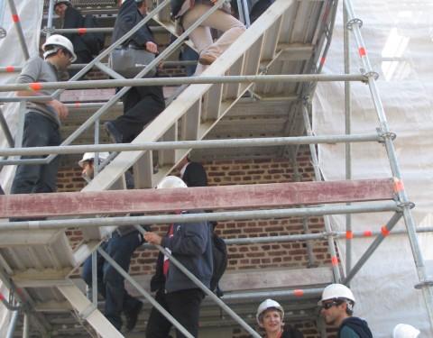 Visite – Universités d'Eté du Bâtiment Durable