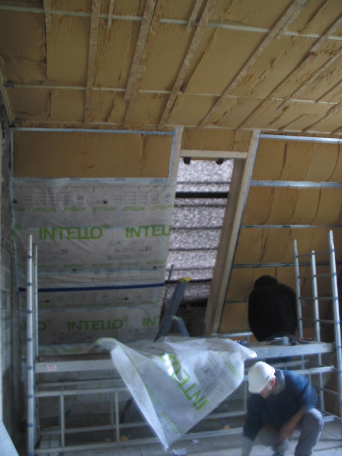 Semaine 41 l 39 isolation de la toiture suite rehafuturrehafutur - Coefficient isolation bois ...