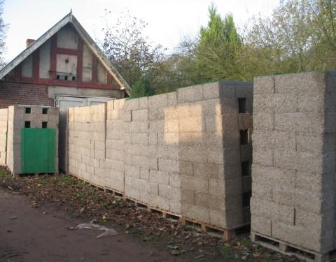 Semaine 47 – Les blocs de chanvre