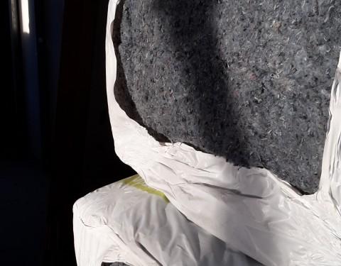 Semaine 03 – L'isolant en textile recyclé