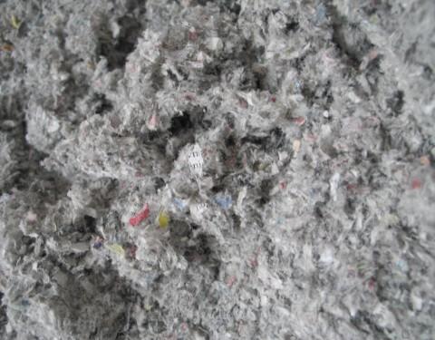 Semaine 09 – La ouate de cellulose