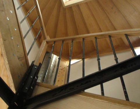 Semaine 20 – L'escalier