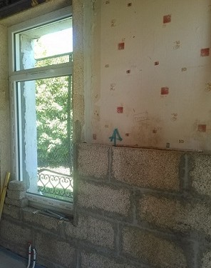 Sem 23 – Démarrage isolation intérieure bloc de chanvre – lot 2 (Lievin)